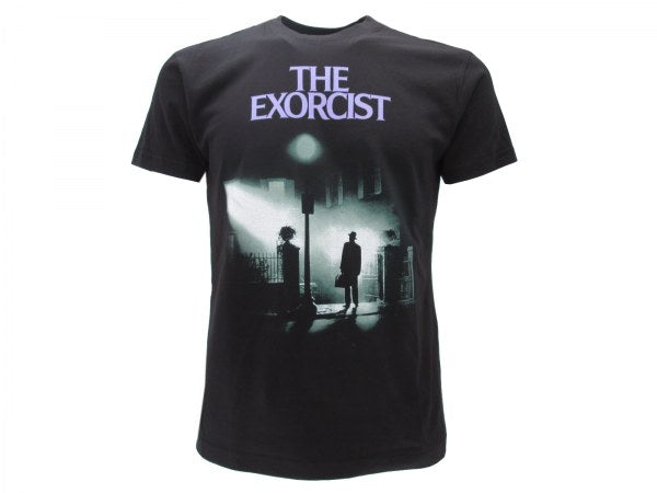 T-Shirt The Exorcist Locandina (4541084434486)
