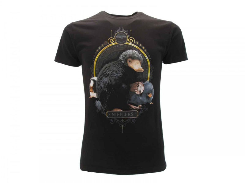 T Shirt Fantastic Beasts The Crimes of Grindelwald Nifflers (Snaso)