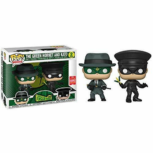 POP! FUNKO  2 PACK THE GREEN HORNET AND KATO (4575104729142)