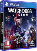 Watch Dogs Legion Playstation 4 Edizione Europea Con Italiano