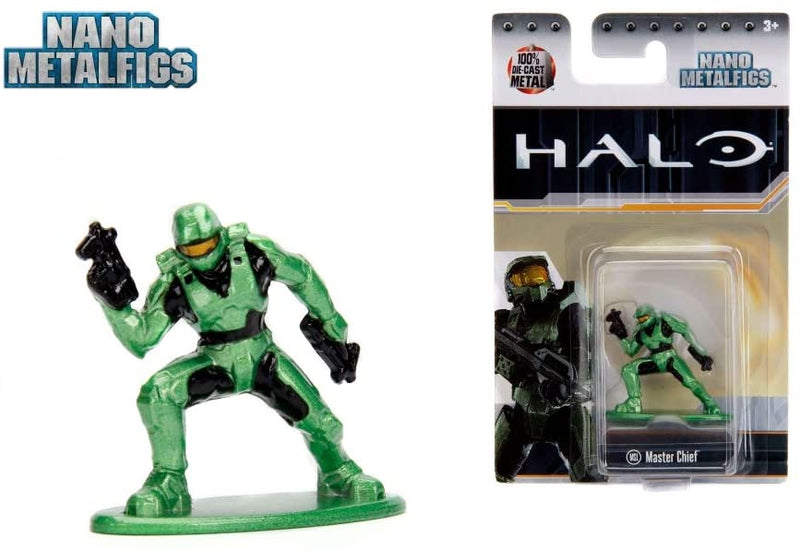 NANO METAL FIGS HALO MASTER CHIEF (4584840265782)