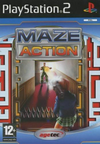 MAZE ACTION PS2 (4595804373046)