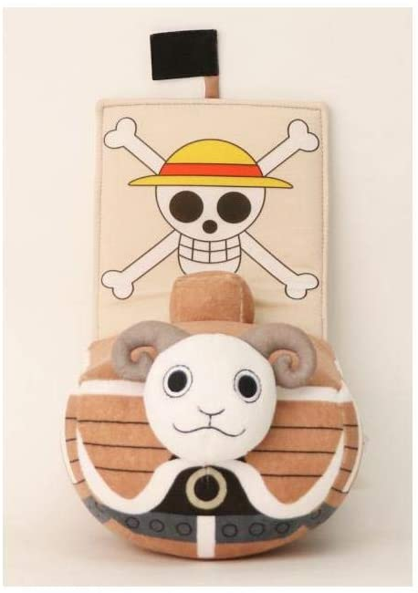 PELUCHE ONE PIECE GOING MERRY (25cm) (4585063350326)