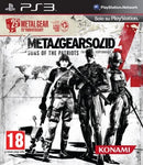 METAL GEAR SOLID 4 GUNS OF THE PATRIOTS tactical espinage action PS3 (4632717230134)