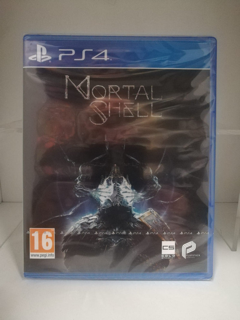 MORTAL SHELL PS4 (4902343016502)