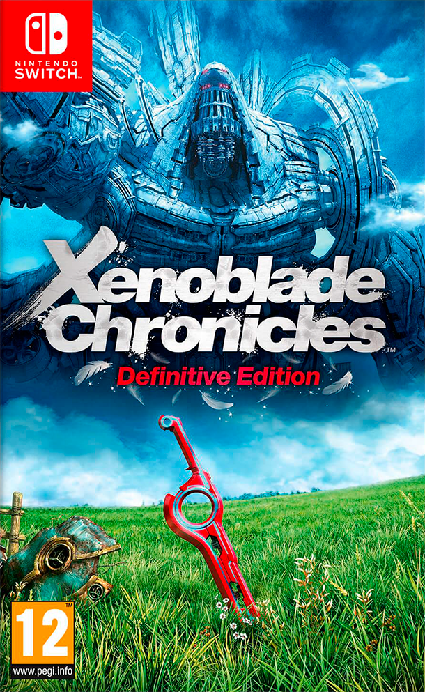 XENOBLADE CHRONICLES: DEFINITIVE EDITION - NINTENDO SWITCH VERSIONE ITALIANA