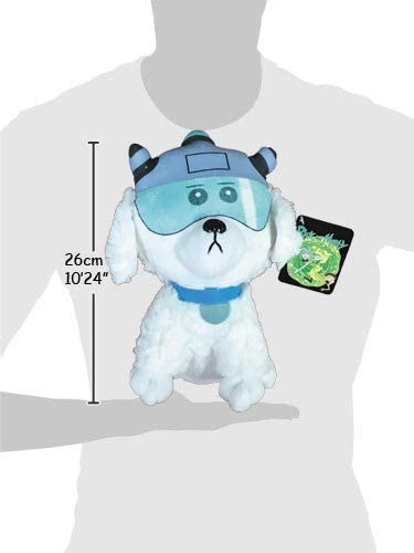 PELUCHE RICK END MORTY PALA DI NEVE (26cm)