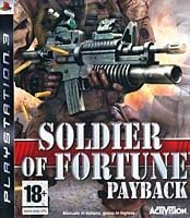 SOLDIER OF FORTUNE PAYBACK PS3 (versione italiana) (4633283723318)