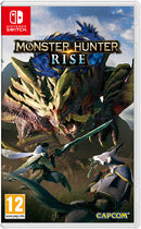 Monster Hunter Rise  Nintendo Switch Edizione Italiana
