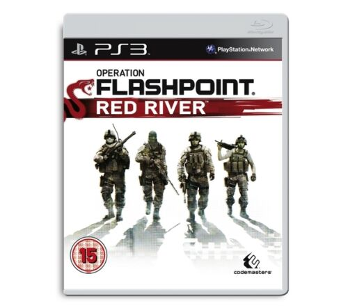 operation FLASHPOINT RED RIVER PS3 (4602072727606)