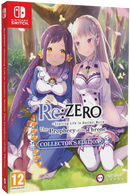 Re:ZERO − Starting Life in Another World The Throne Of Prophecy Collector's Edition Nintendo Switch (4635896184886)