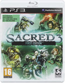 SACRED 3 FIRST EDITION PS3 (versione italiana)