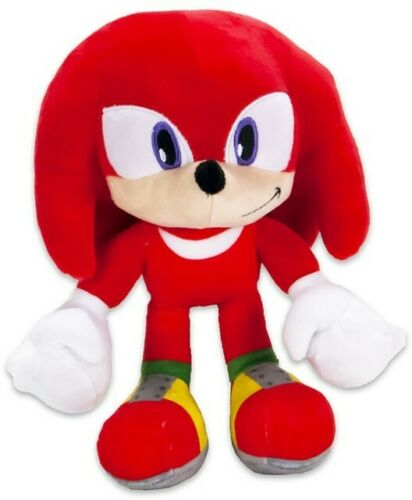PELUCHE SONIC KNUCKLES (25cm) (4584994340918)
