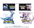 Pokemon Perla Splendente + Pokemon Diamante Lucente Edizione Italiana [ Combo Pack ] (6548075348022)