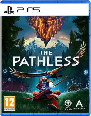 THE PATHLESS Playstation 5 Edizione Europea