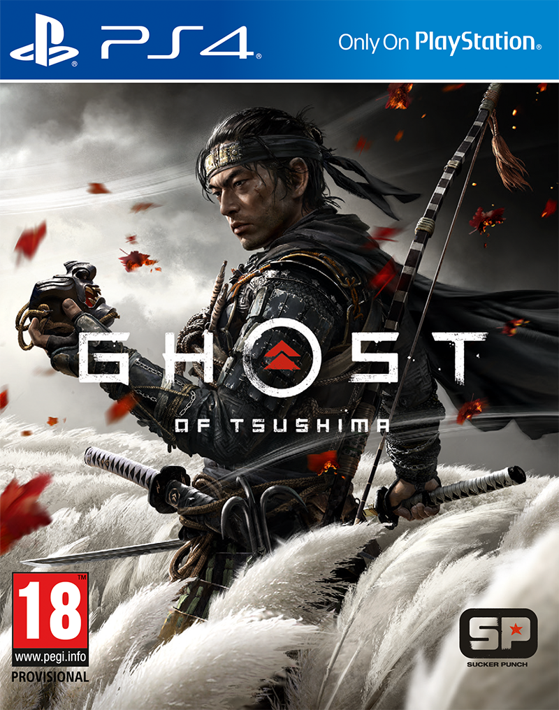 GHOST OF TSUSHIMA PLAYSTATION 4 VERSIONE ITALIANA