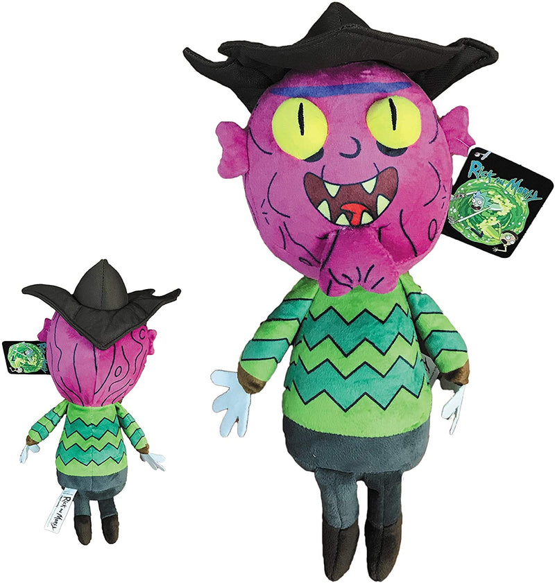 PELUCHE RICK AND MORTY SCARY TERRY (30/37cm) (4585036742710)