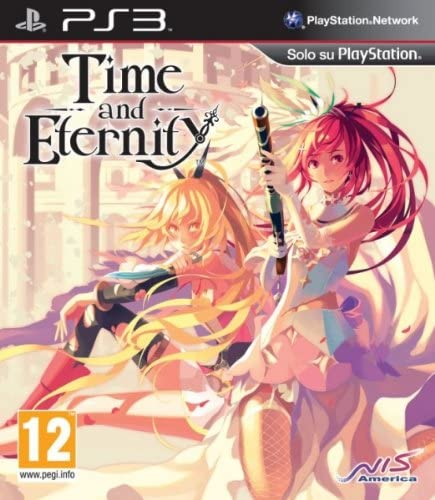 TIME AND ETERNITY PS3 VERSIONE INGLESE (4601915670582)