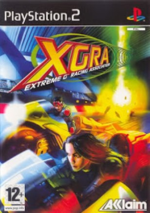 XGRA EXTREME G RACING ASSOCIATION PLAYSTATION 2 EDIZIONE ITALIANA (4525852983350)