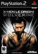 X-MEN LE ORIGINI :WOLVERINE PS2 (4600964120630)