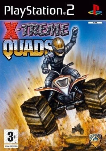X-TREME QUADS PS2 (4599634591798)