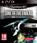ZONE OF THE ENDERS HD COLLECTION PLAYSTATION 3 EDIZIONE ITALIANA (4543068405814)