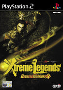 DYNASTY WARRIORS 3 XTREME LEGENDS PLAYSTATION 2 EDIZIONE ITALIANA