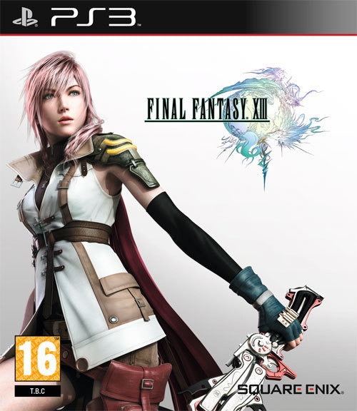 FINAL FANTASY XIII PLAYSTATION 3 EDIZIONE ITALIANA (4538008797238)