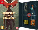 Ministry Of Broadcast Badge Edition Nintendo Switch Edizione Regno Unito