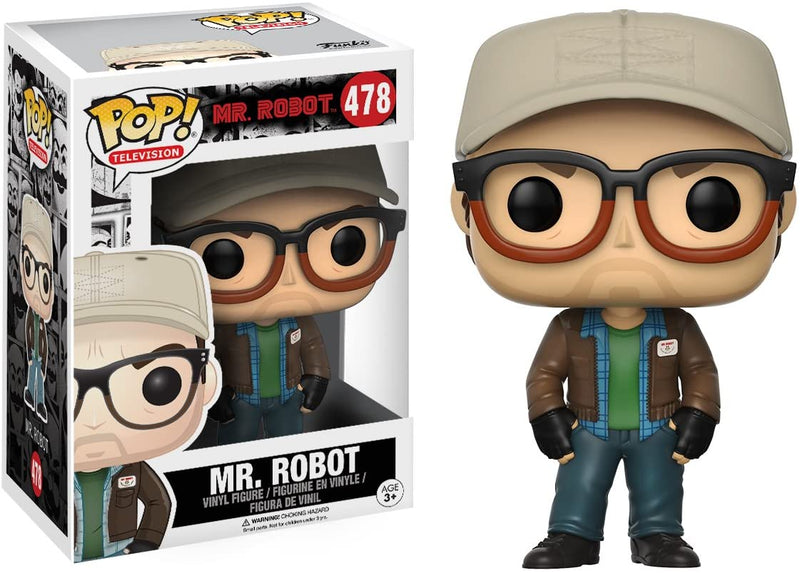 POP! FUNKO 478 MR . ROBOT (4573674962998)