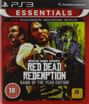 RED DEAD REDEMPTION GAME OF THE YEAR EDITION ESSENTIALS PLAYSTATION 3 EDIZIONE REGNO UNITO (4535149789238)