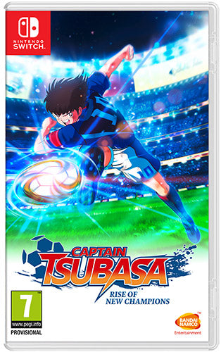CAPTAIN TSUBASA: RISE OF NEW CHAMPIONS NINTENDO SWITCH EDIZIONE ITALIANA