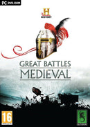 HISTORY GREAT BATTLES MEDIEVAL PC EDIZIONE ITALIANA (4591295201334)