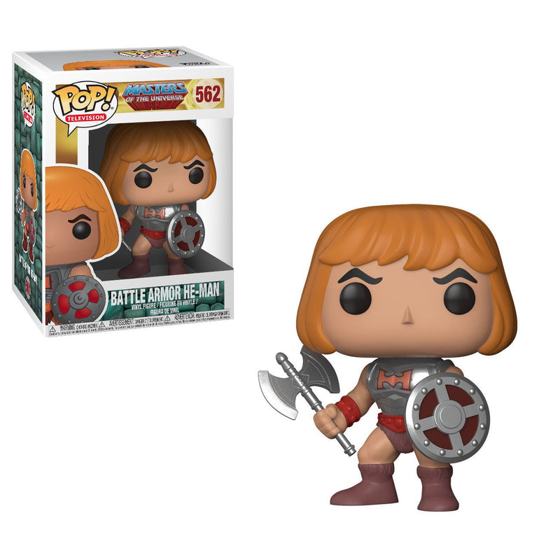 POP! FUNKO 562 BATTLE ARMOR HE-MAN