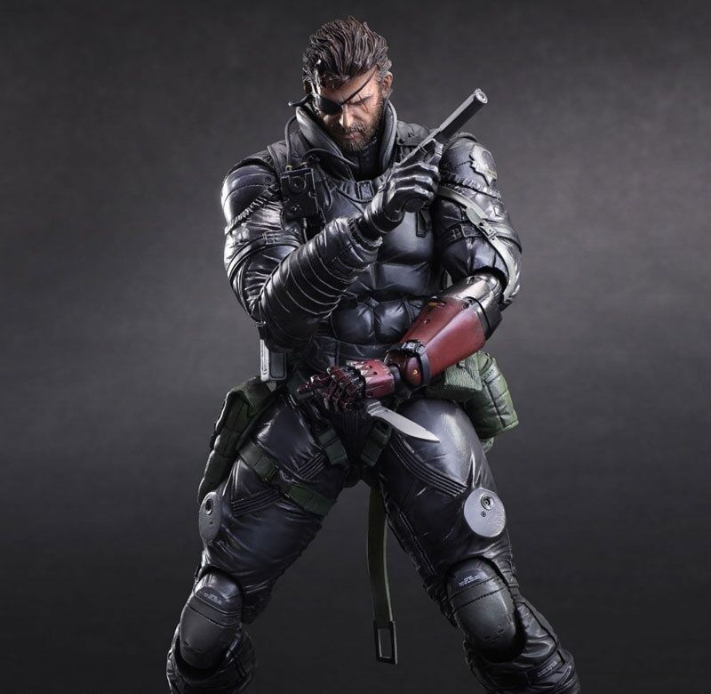 VENOM SNAKE  THE PHANTOM PAIN