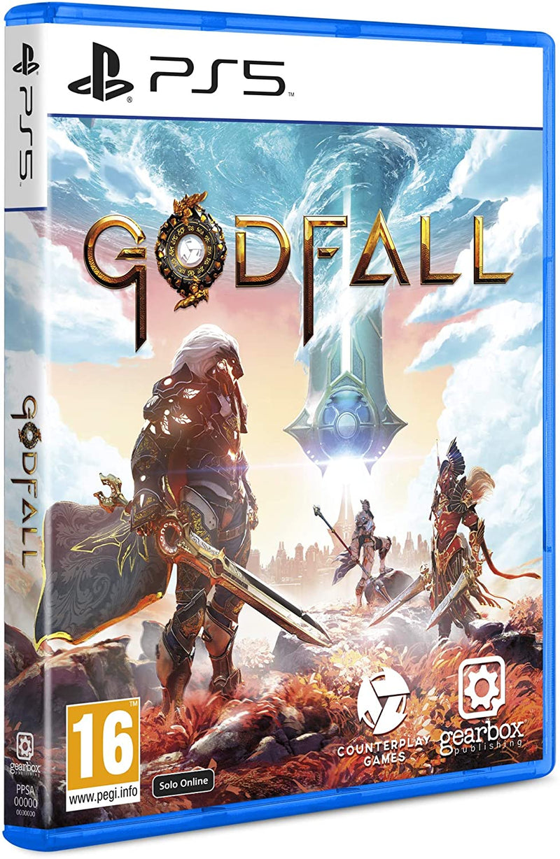 GODFALL PLAYSTATION 5 (4553880469558)