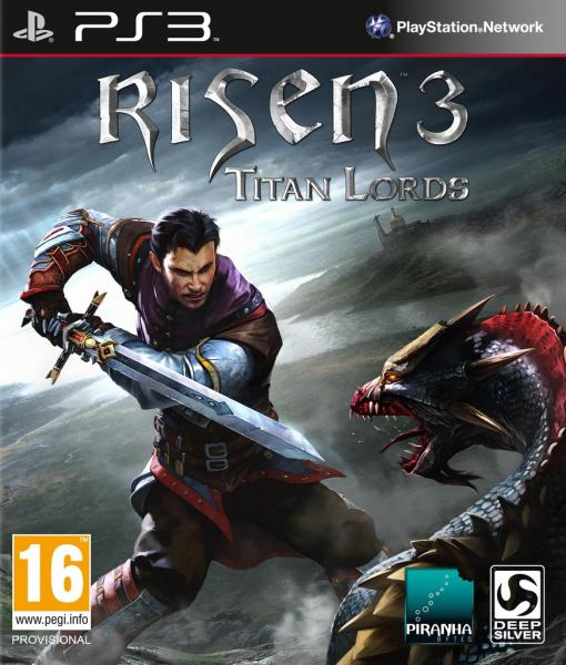 RISEN 3 TITAN LORDS FIRST EDITION PLAYSTATION 3 EDIZIONE ITALIANA (4535148740662)