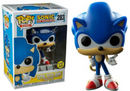POP! FUNKO  SONIC WITH RING -N.283