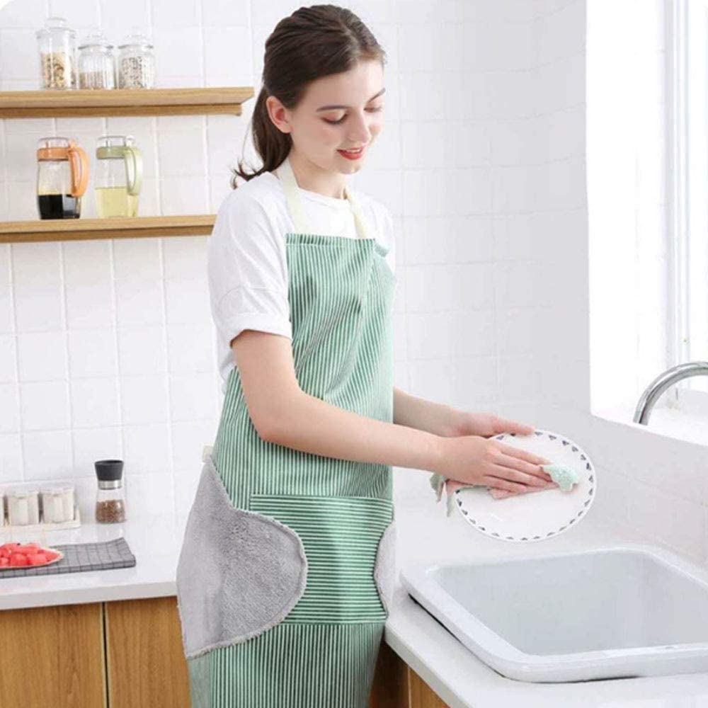 Anti-Splash Water Coating Apron