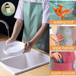 Load image into Gallery viewer, Anti-Splash Water Coating Apron
