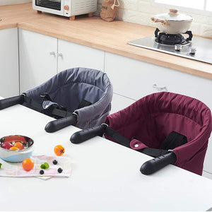 FREE SHIPPING TODAY—Baby Removable Portable Foldable Dining Chairs