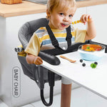 Load image into Gallery viewer, FREE SHIPPING TODAY—Baby Removable Portable Foldable Dining Chairs