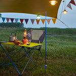 Load image into Gallery viewer, Summer Sale - Camping Folding Lamp Pole