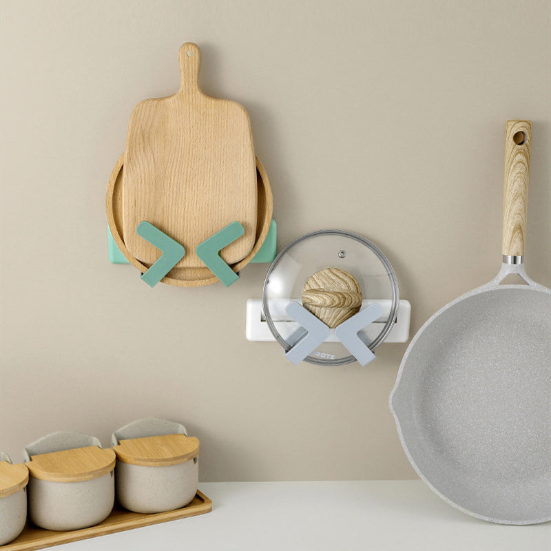 Adjustale Pot Lid Rack