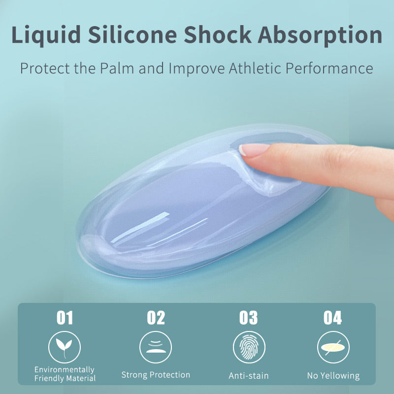 Liquid Silicone Technology Gloves