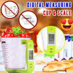 Load image into Gallery viewer, Digital Kitchen Measuring Cup