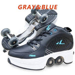 Load image into Gallery viewer, FREE SHIPPING—Deformable sports roller skates