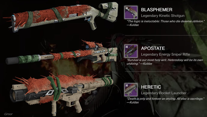 Destiny 2 Boost Item Farm