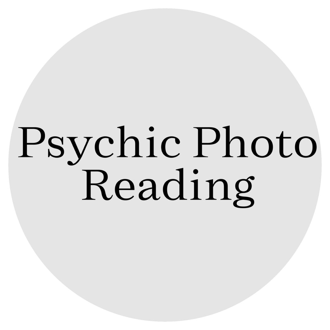 Psychic Photo Reading