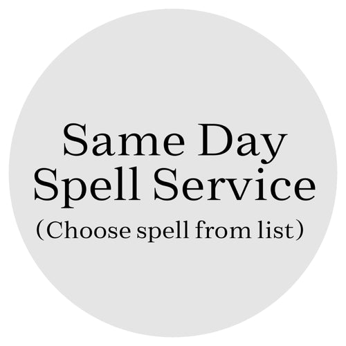 Same Day Spell Service